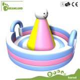 Factoyの卸売価格の膨脹可能な子供の運動場の気球、膨脹可能な跳躍の城