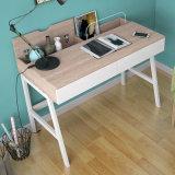 Mesa de escrita Home simples do estudante com a gaveta para o estudo ou o uso do computador
