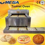 Forno a tunnel industriale approvato di CE&ISO per pane, pizza, torta, alimento