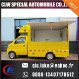 De Chinese Vrachtwagen van het Voedsel van Karry van de Fabriek Hete Verkopende Nieuwe 4X2 Mini Mobiele met Goede Kwaliteit