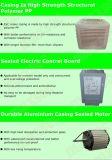 Refrigerador evaporativo montado azotea plástica