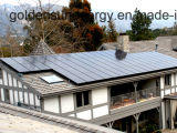 Comitato solare del coperchio di vetro per la pianta solare con tolleranza positiva