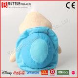 아기 아이를 위한 채워진 견면 벨벳 동물성 연약한 거북 장난감