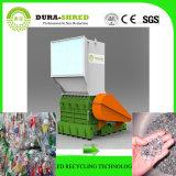 Automatische Zeile Plastikflasche und verwendete Gummireifen-Reißwolf-Maschine für Verkauf