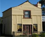 軽い鉄骨構造の速い造りの贅沢なプレハブのホーム
