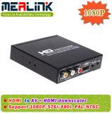 HDMI aan Convertor AV en HDMI (HDV102)