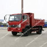 Sinotruk 4X2 소형 가벼운 덤프 트럭, 판매를 위한 팁 주는 사람 트럭