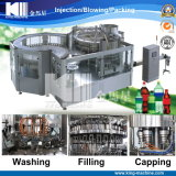 Máquina de rellenar de las bebidas carbónicas automáticas