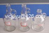 bottiglie di vetro dell'olio europeo di stile 500ml con l'orecchio