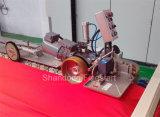После соткать или процесса, будет использована заканчивая машина тканья Жар-Установки Stenter