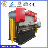 Machine hydraulique WC67Y de frein de presse de machine à cintrer avec la norme de la CE