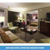 Modernes professionelles ledernes Hotel-Sofa eingestellt (SY-BS8)