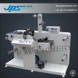 Warenzeichen-Markierungs-Kennsatz-stempelschneidene Maschinerie mit aufschlitzender Funktion