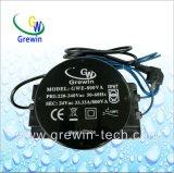 transformateur 105W imperméable à l'eau toroïdal pour la lampe de pelouse