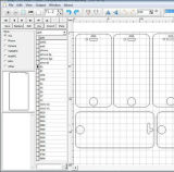Fácil y simple manejar el protector de la pantalla que hace la máquina para la pequeña empresa