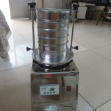 Tamis de test de filtration à l'échelle de laboratoire 300 mm pour le traitement des minéraux
