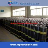 Natte en caoutchouc industrielle de roulis de feuille de Nr +SBR+Cr (naturel) (le néoprène) +NBR (nitriles) +EPDM+Silicone+Viton+Br+Butyl+Iir