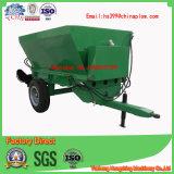 Tipo maquinaria da tração do trator de Yucheng Hengshing do propagador do fertilizante da série de Sfc