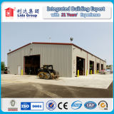 Steel chiaro Structure Warehouse e Workshop
