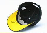 Suministro de fábrica Logotipo personalizado Logotipo bordado de algodón Gorro de béisbol deportivo
