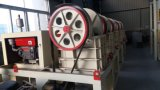 金Ore Crushing Jaw Crusher、Low PriceのMovable Jaw Crusher