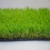 Alta calidad que ajardina césped artificial de la hierba sintética (COMO)