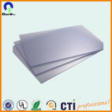 Both Masking를 가진 RoHS 4X8 3mm Rigid PVC Transparent Sheet