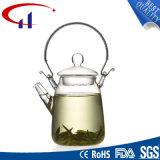 高いホウケイ酸塩ガラスの頑丈なティーポット(CHT8136)