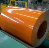 亜鉛はPPGI Prepainted電流を通された鋼鉄コイルに塗った