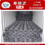 Geogrid plástico biaxial 20/20kn-150/150kn