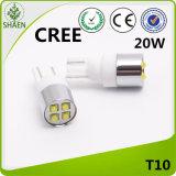 T10 LED 차 빛 20W