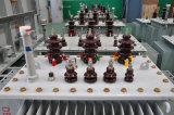 Tipo a bagno d'olio trasformatore di Pieno-Sigillamento di potere amorfo di distribuzione della lega per l'alimentazione elettrica