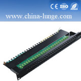 CAT6 UTP Panel 24port Patch