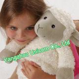 SGS Stuk speelgoed van de Pluche van de Schapen van het Lam van de Gift van de Baby het Zachte Gevulde