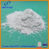Керамическим порошок глинозема продукции кальцинированный сырьем