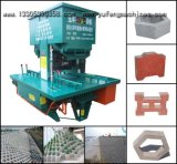 Feito na máquina de fatura de tijolo brava de China Eco