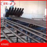 Cilindro d'acciaio, macchina Qgw30 di pulizia della ruggine del tubo d'acciaio