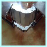 Окно высокого качества алюминиевое и машина двери одиночная головная совмещая