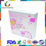 Cadre de papier de couleur cosmétique sensible pour le masque protecteur