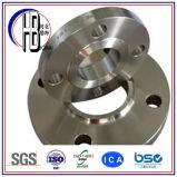Rostfreier Kontaktbuchse-Schweißungs-Flansch ASTM für Großverkauf