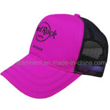 最上質の苦しめられた洗浄された急な回復のスポーツのトラック運転手の帽子(TRT13006)