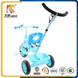 Автомобиль детей Hebei Tianshun Toys трицикл малышей рамки металла просто конструкции фабрики с штангой нажима