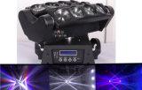 8 Augen, die Spinnen-Leuchte des Träger-LED verschieben