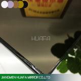 3-8mm/装飾的なミラーはパターンミラーによって着色されたパターンミラーのHuafa軽い青銅色ミラーを染めた
