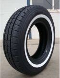 Neumáticos de coche blancos de la pared lateral de Comforser con 185r14c