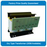 autotransformador trifásico 3kVA para el brazo de la robusteza