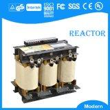 Trifásico Hierro núcleo del reactor filtro