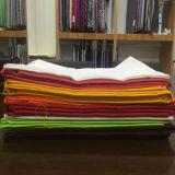 T / C de tela cruzada 80/20 108X58 Blanco / teñido de tela para ropa de trabajo