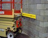 頑丈なE形のゴム製壁の保護装置(DH-WP-4)