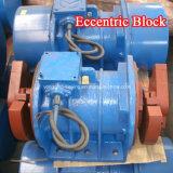 Motor elétrico do vibrador concreto da tabela da vibração para a tela de vibração